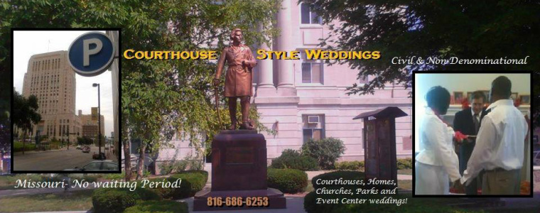 Jackson County Courthouse Style Weddings - Home